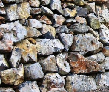 Rocks, detail